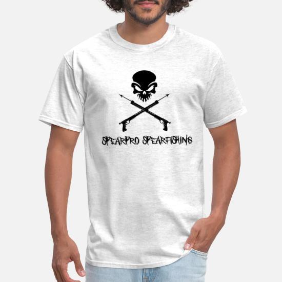 4e86b7e8d Spearpro Spearfishing Design Men's T-Shirt | Spreadshirt