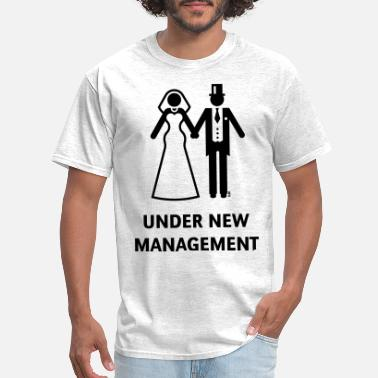 Wedding Under New Management (Stag Party / Hen Night) - Men's T-Shirt