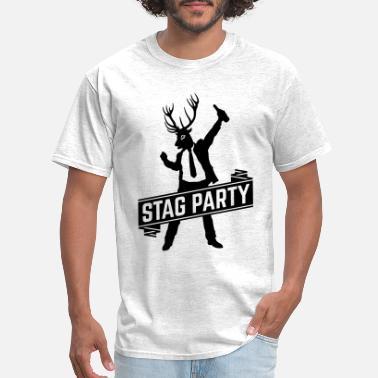 b97b64ca5e7b1d Stag Party Stag Party / Bachelor Party (1C) - Men's. Men's T-Shirt