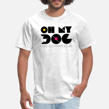 Dog Club Oh my dog - OMD CLUB - Men's T-Shirt