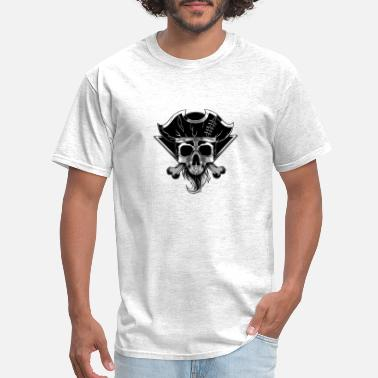 Pirate Skull - Men's T-Shirt