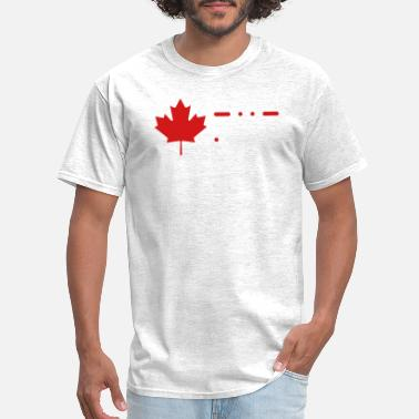 Airport Code YXE Cryptic - Men's T-Shirt