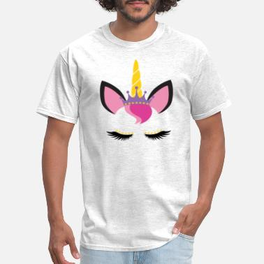 Dazzle Princess Unicorn - Men's T-Shirt