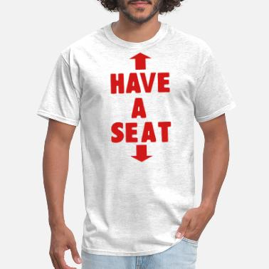 Seat HAVE A SEAT - Men's T-Shirt