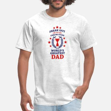 Phish Fuego World's Greatest Dad - Men's T-Shirt