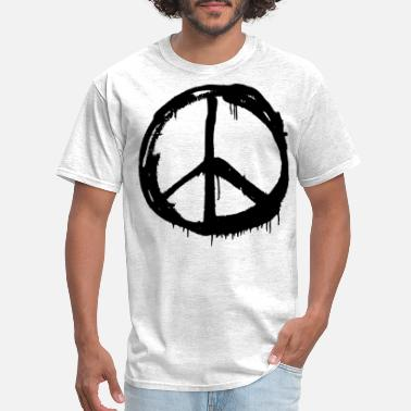 Symbol peace symbol - Men's T-Shirt