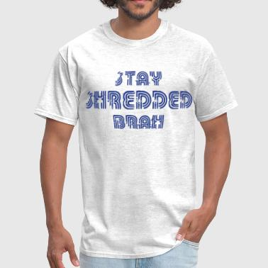 shredded - Men's T-Shirt