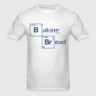 Baking bread - Men's T-Shirt