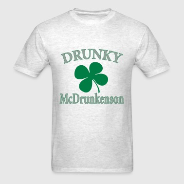 Drunky McDrunkenson - Men's T-Shirt