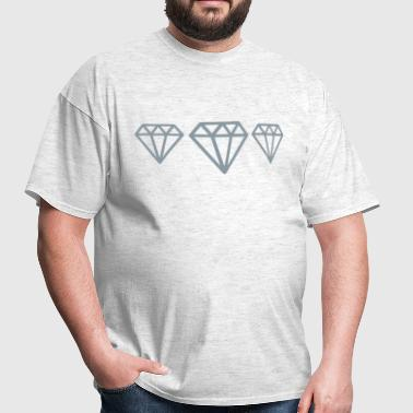 Diamonds - Men's T-Shirt
