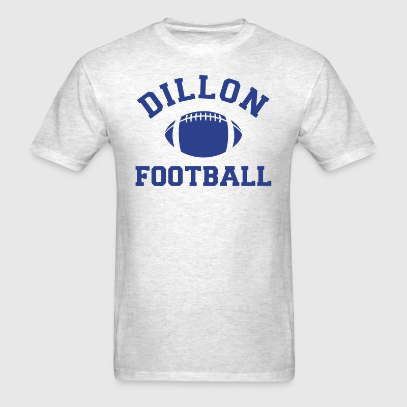 Dillon Panthers Football - Men's T-Shirt