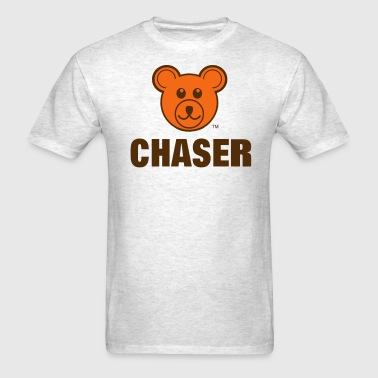 Shop bear chaser t shirts online spreadshirt bear chaser mens t shirt sciox Gallery