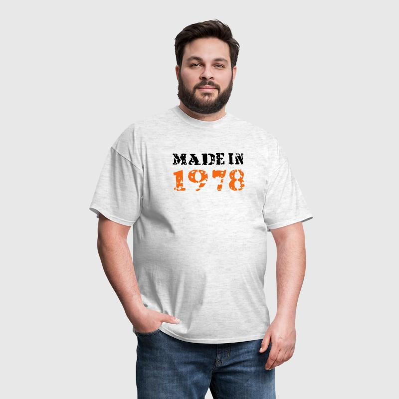 Made in 1978 - Men's T-Shirt