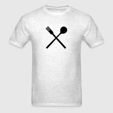 Cutlery - Men's T-Shirt