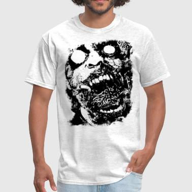 face horror - Men's T-Shirt