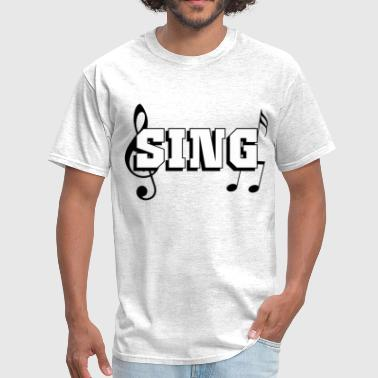 To Sing Sing - Men's T-Shirt