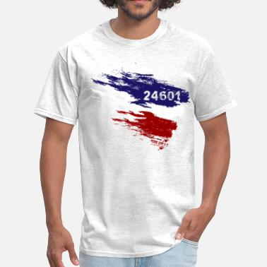 24601 Les Miserables 24601 v3 - Men's T-Shirt