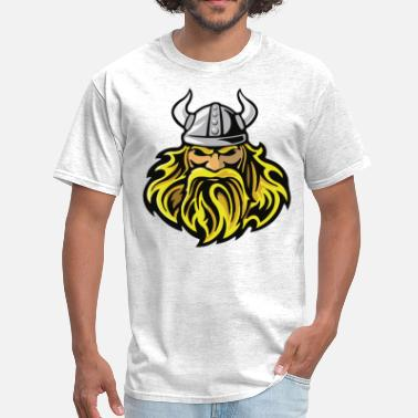 Cartoon Viking viking - Men's T-Shirt