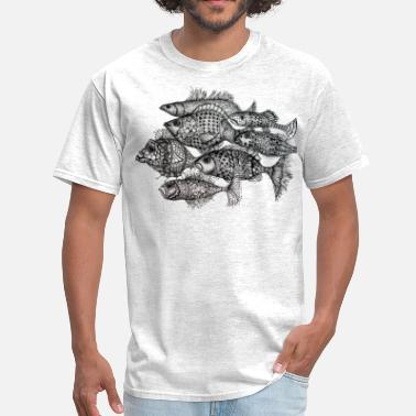 fishes - Men's T-Shirt