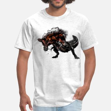 Brennan Savage animal - Men's T-Shirt