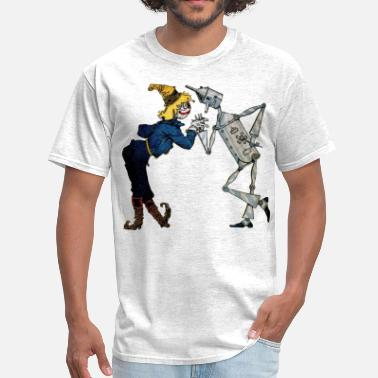 Tin tin man - Men's T-Shirt