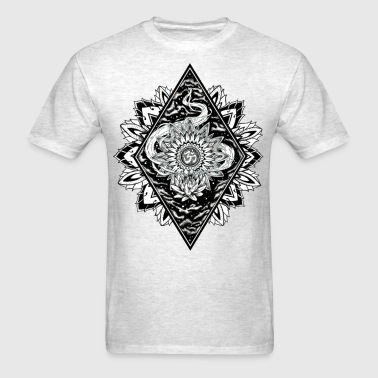 flower design - Men's T-Shirt