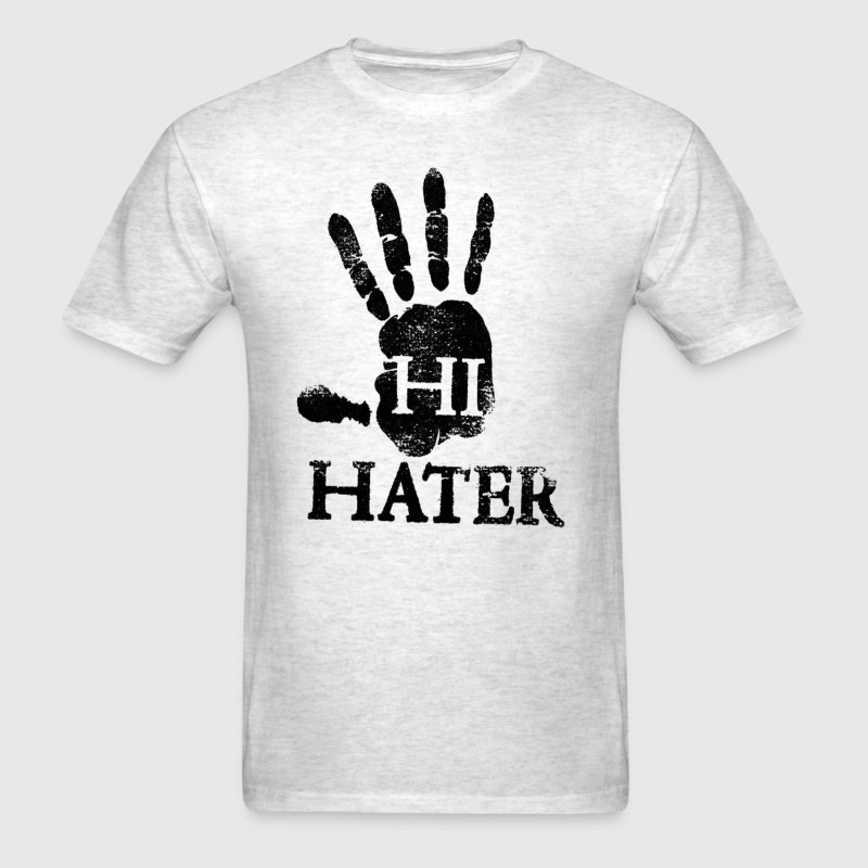 Bye Hater. - Men's T-Shirt