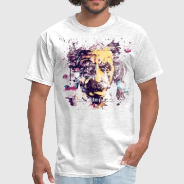 Einstein FIND SIMPLICITY - EINSTEIN - Men's T-Shirt