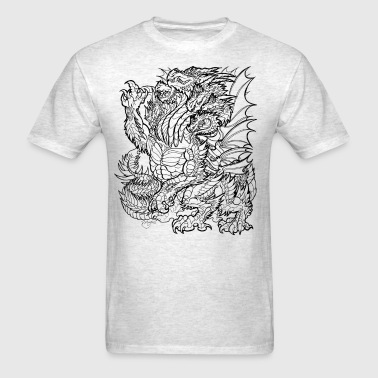 line art - Men's T-Shirt