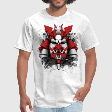 samurai mask of doom - Men's T-Shirt