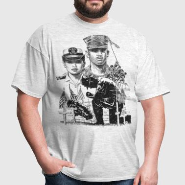 Armed Forces Memorial Day - Men's T-Shirt