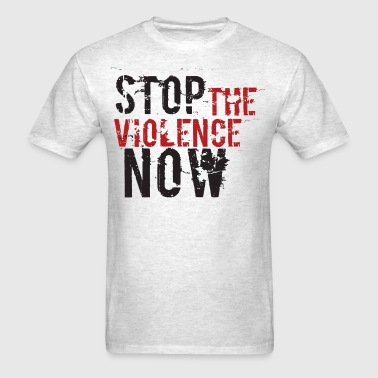 Stop The Violence - Men's T-Shirt