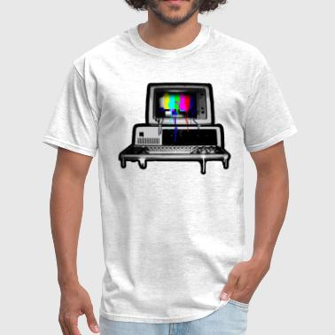 Computer Art. - Men's T-Shirt