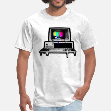 Computer Art Computer Art. - Men's T-Shirt