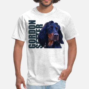 Gordon Gordon Setter Dog - Men's T-Shirt