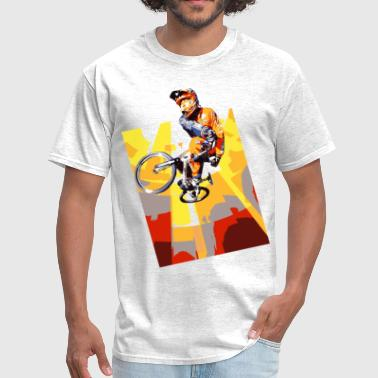 Bike Geek bike - Men's T-Shirt