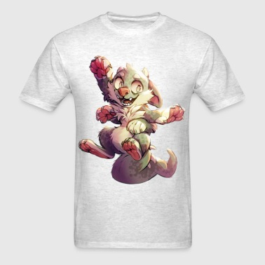 animal bizarre - Men's T-Shirt