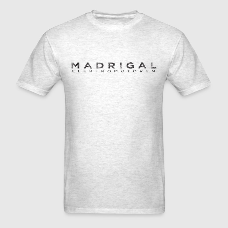 Madrigal Elektromotoren (Light) - Men's T-Shirt