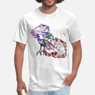 Betta Fish bettas - Men's T-Shirt