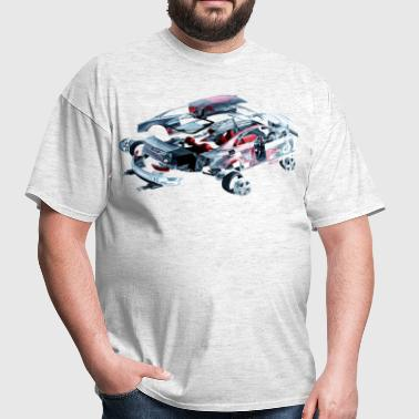 car mechanics - Men's T-Shirt