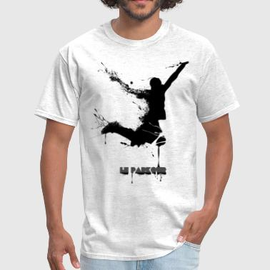 Kids Parkour parkour - Men's T-Shirt