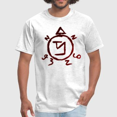 Supernatural Symbols supernatural angel - Men's T-Shirt