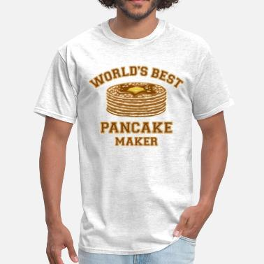 Pancake Best Pancake Maker - Men's T-Shirt