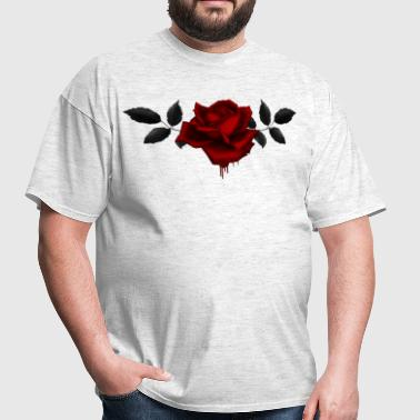 roses red - Men's T-Shirt