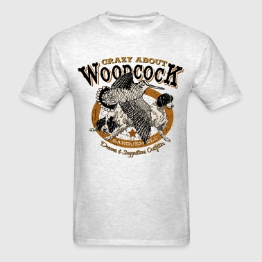 crazy_woodcock - Men's T-Shirt