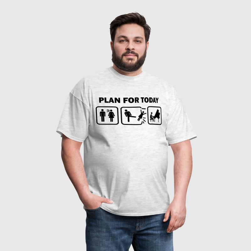 Funny Piano Shirt - Men's T-Shirt