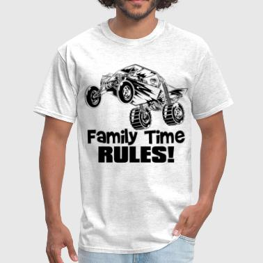 Family Time Dune Buggy - Men's T-Shirt