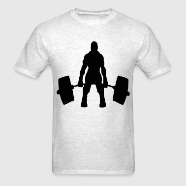 Weight-lifting - Men's T-Shirt