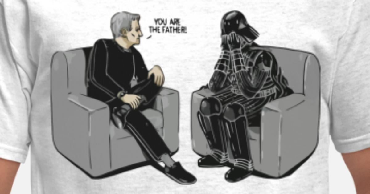 Star Wars Darth Vader You Are The Father Parody Men S T