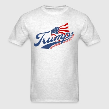 45th President Trump - Men's T-Shirt